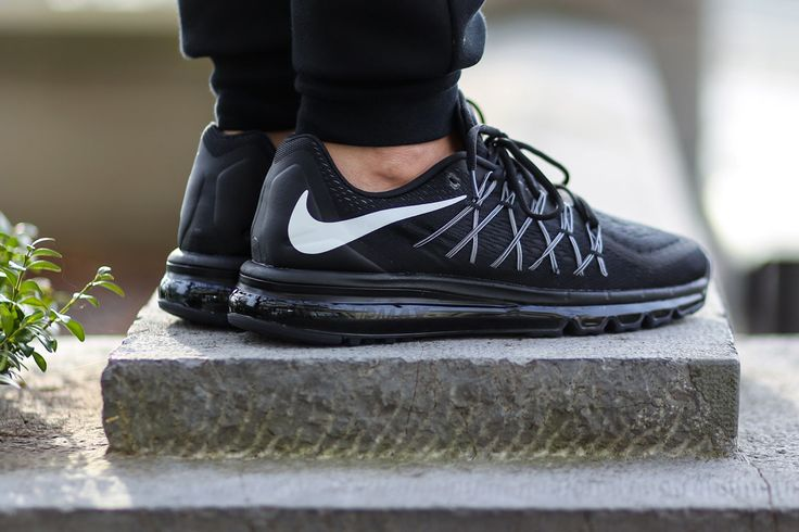 "Nike Air Max 2015 ""Black/White"""