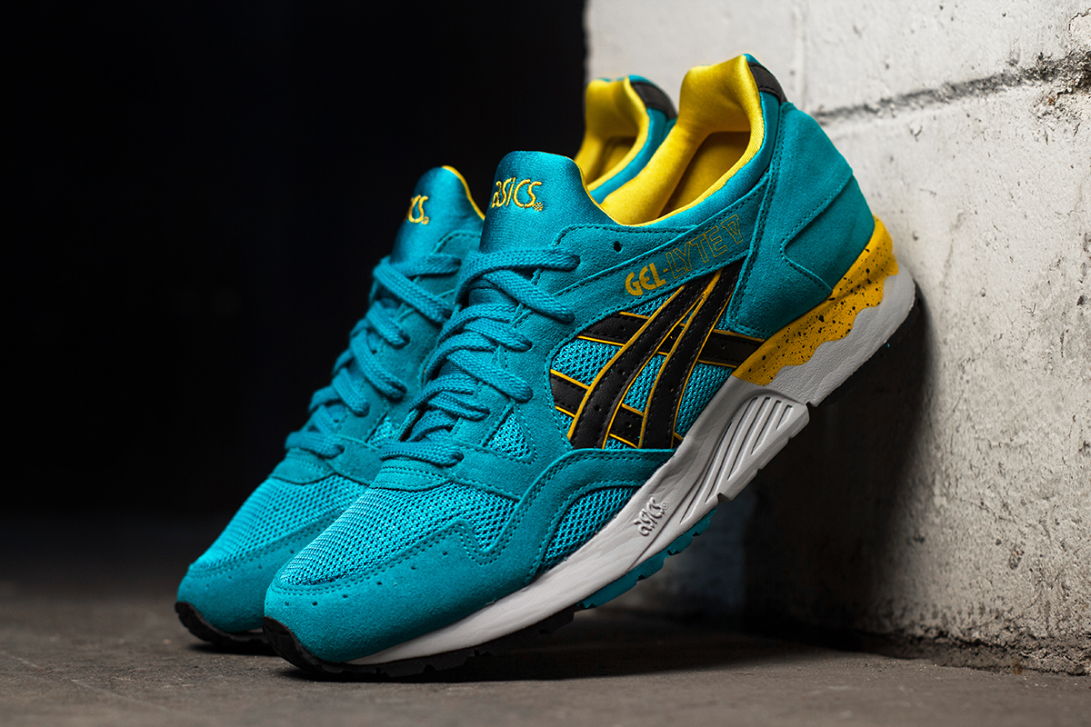 "ASICS Gel-Lyte V ""Tropical Green"""