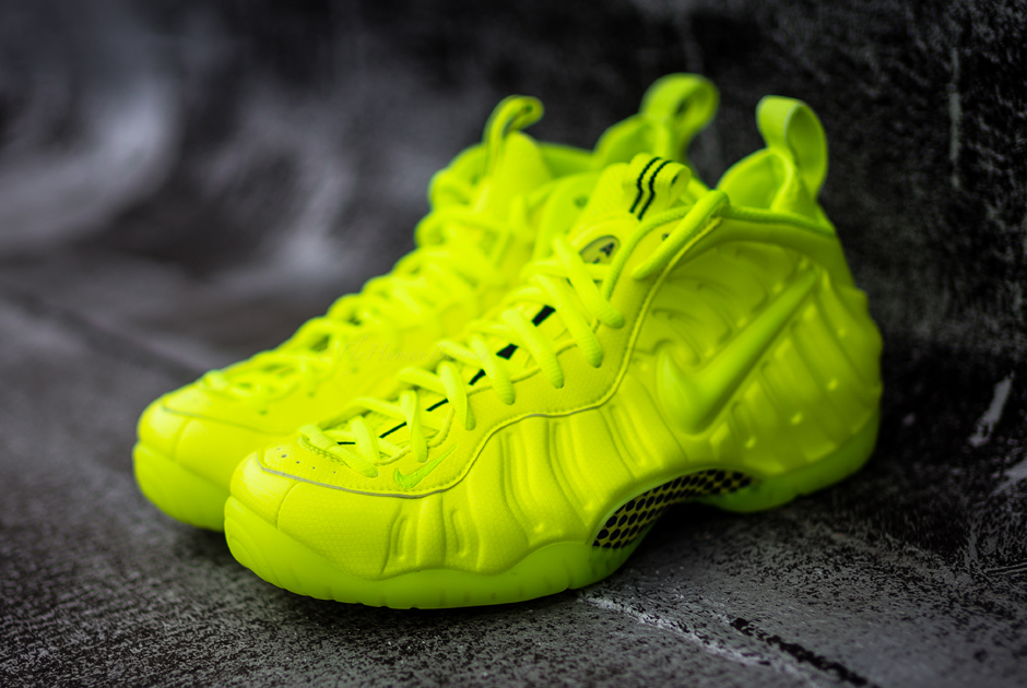Villa Restocks the Nike Foamposite Pro Yeezy Wear Testers