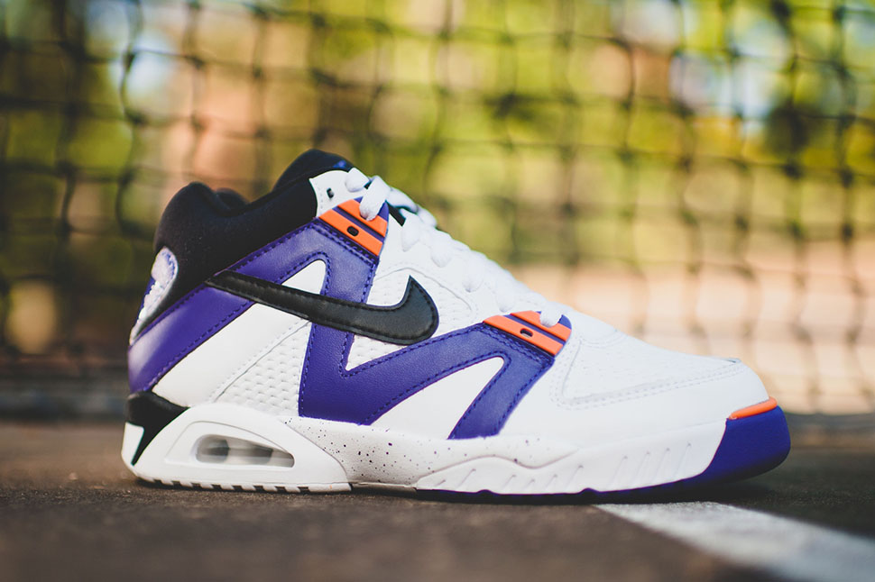 "Nike Air Tech Challenge III ""Voltage Purple"""