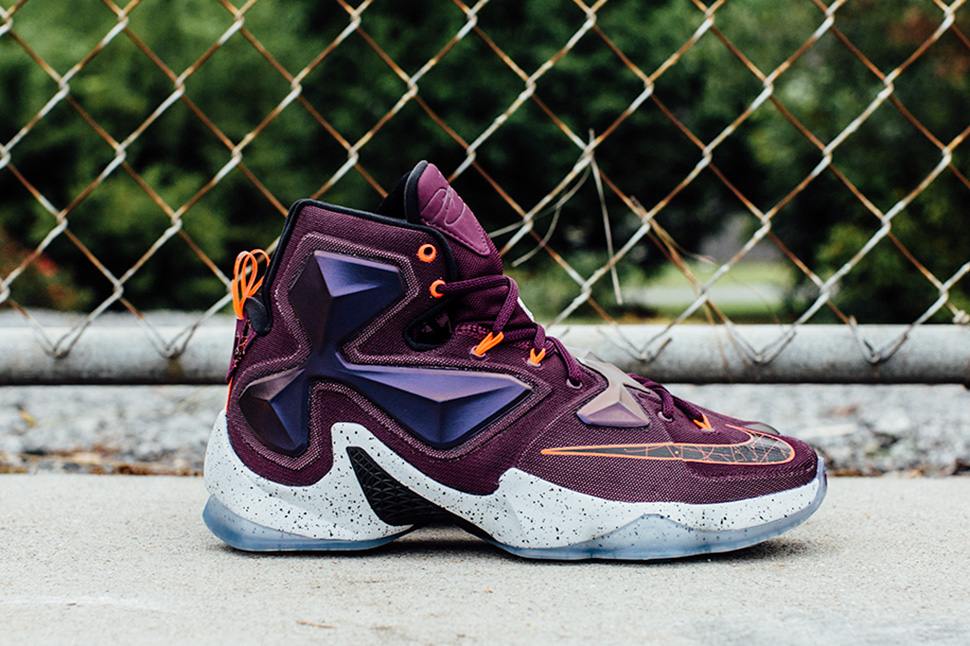 LeBron 13 Mulberry
