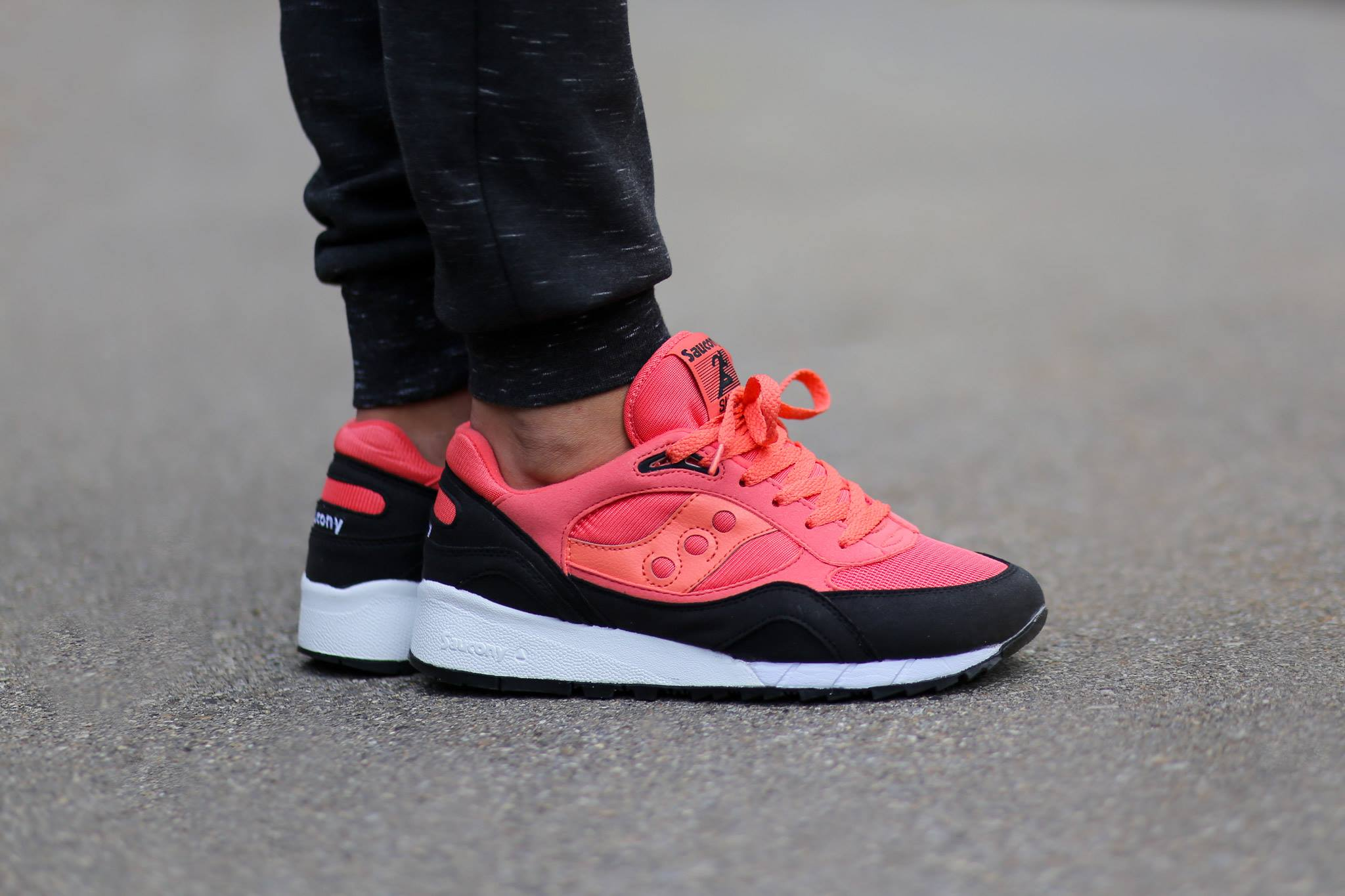 Saucony Shadow 6000 Coral