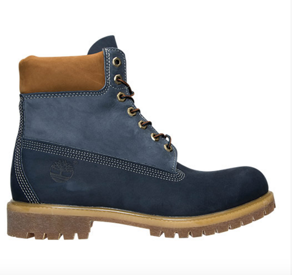 "Timberland 6 Inch Boot ""Blue/Gum"""