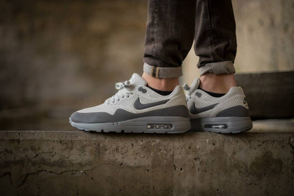 Air Links Kicks Max Grey Neutral 1 Moire Ultra Nike l1cKFJ