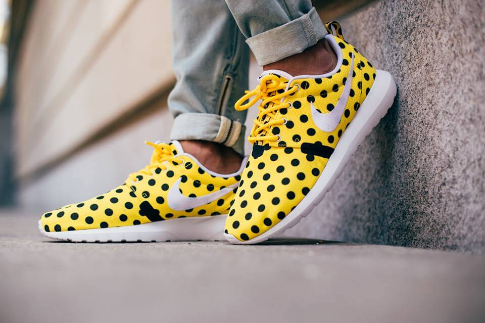 "Nike Roshe NM QS ""Varsity Maize"""