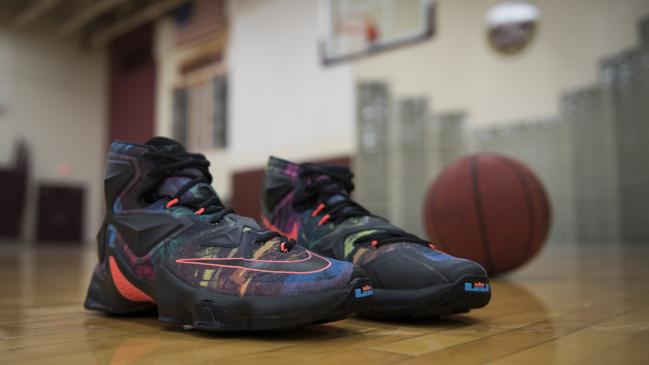 LeBron 13 Akronite