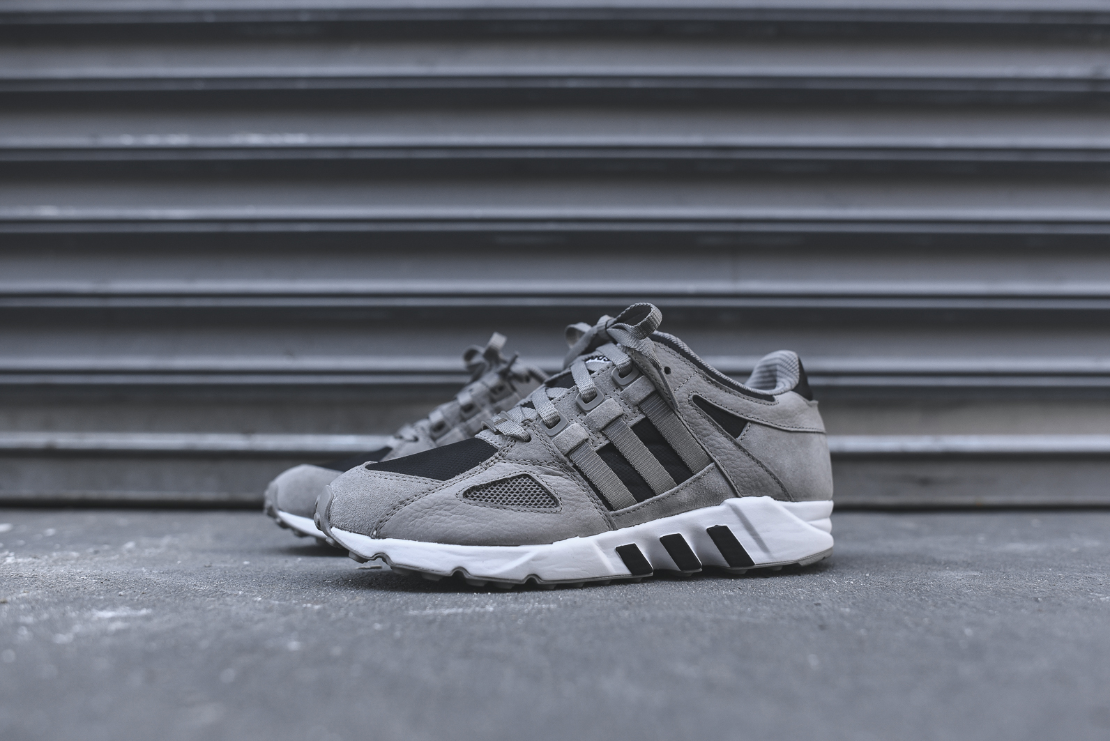 Adidas EQT Running Guidance Grey Feather