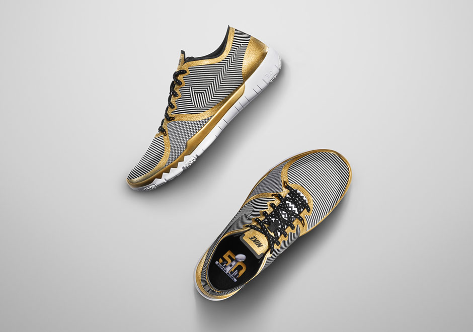 Nike Free Trainer 3.0 V4 Super Bowl