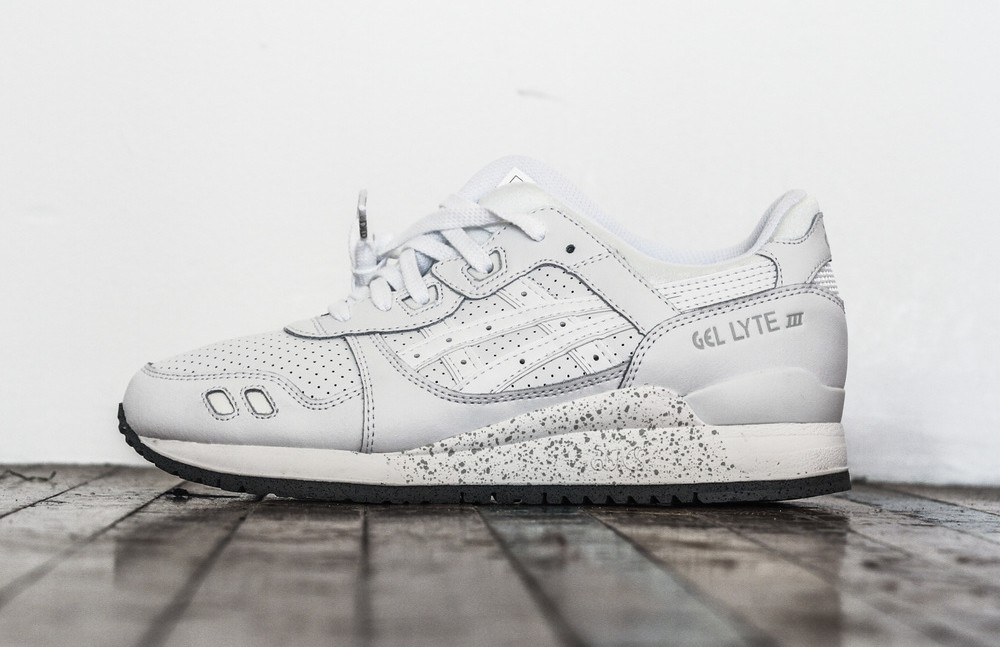Asics Gel Lyte III White Cement
