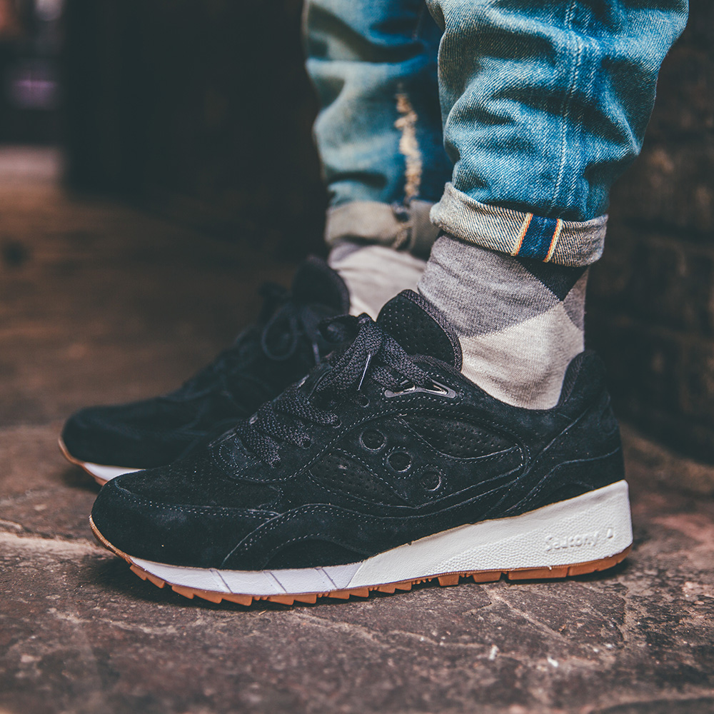 Saucony Shadow 6000 PRM Irish Coffee