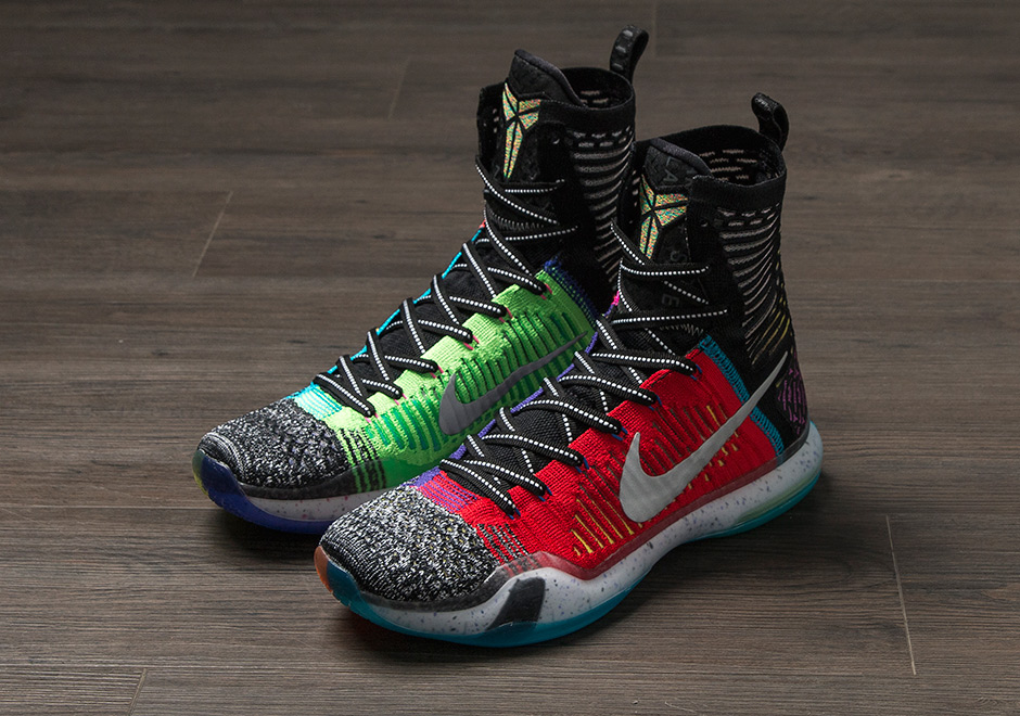 Kobe 10 Elite What The Kobe
