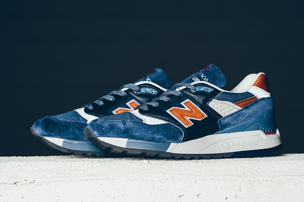 New Balance 998 Made in USA Ski Kicks Links