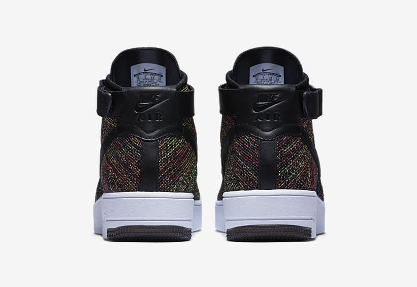 Nike Air Force 1 Ultra Flyknit Mid Multicolor Release Links