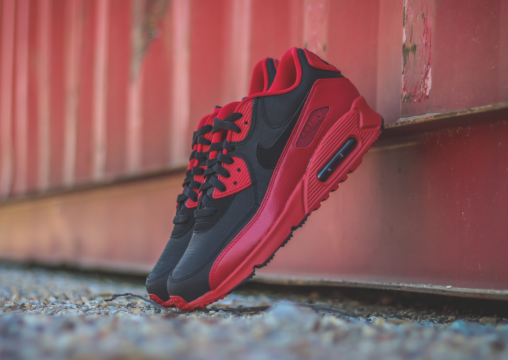 Basket Nike Air Max 90 PRM Desert Ochre (1) Nike og  Nike and