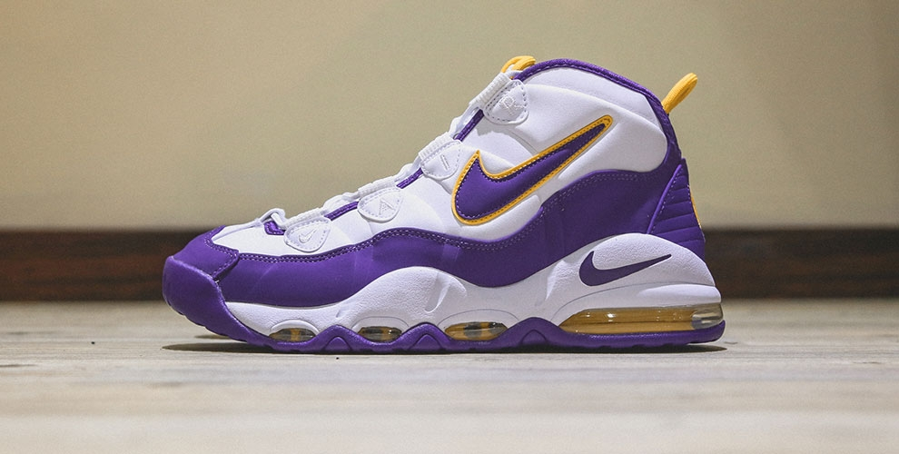 Nike Air Max Uptempo Lakers