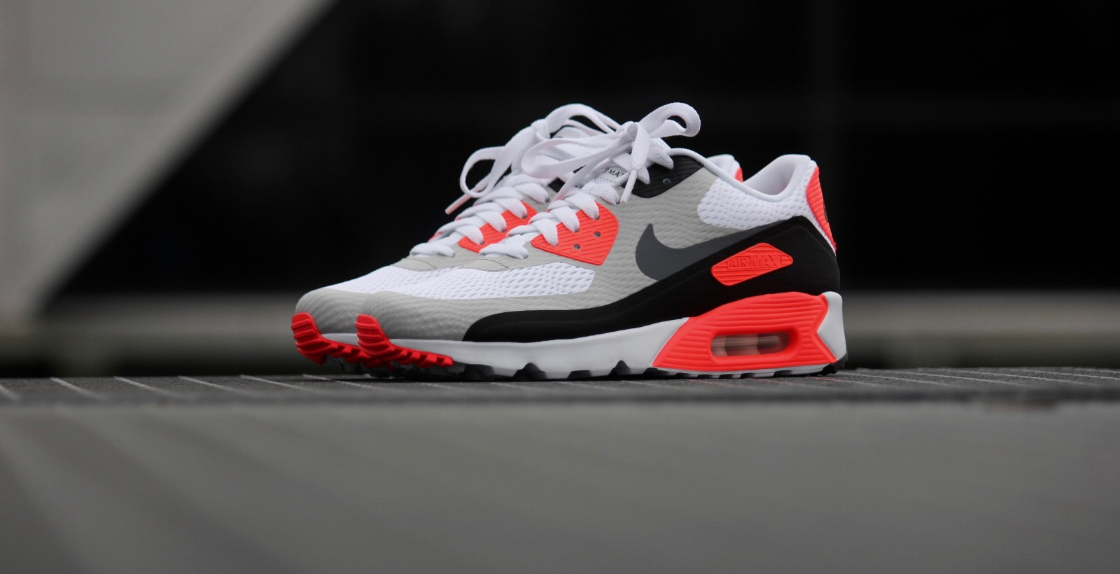 Nike Air Max 90 Ultra Essential Og Infrared Kicks Links