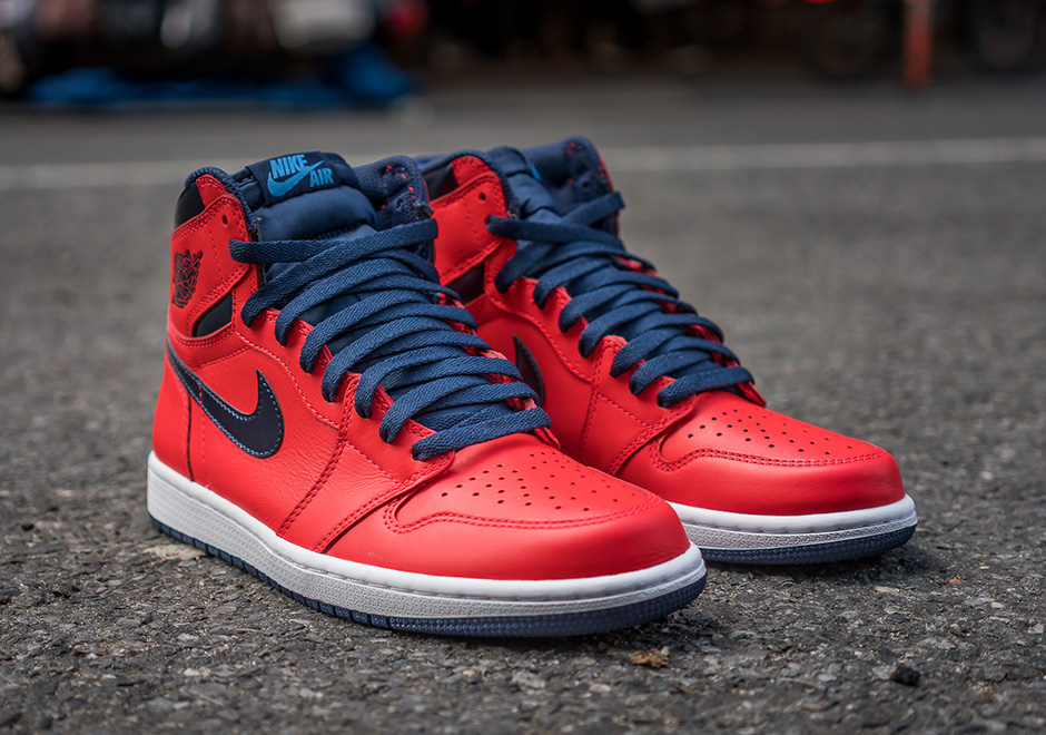 b357bc2ccf904b Air Jordan 1 High OG David Letterman - Kicks Links