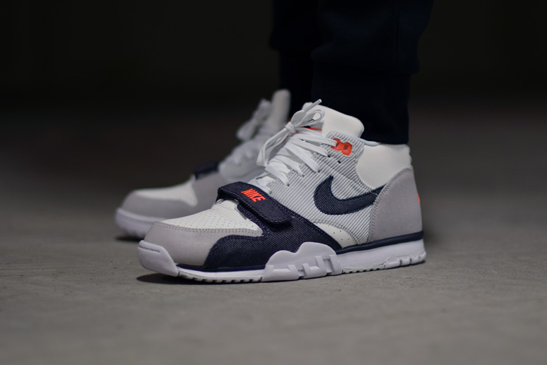 Nike Air Trainer 1 Mid Denim