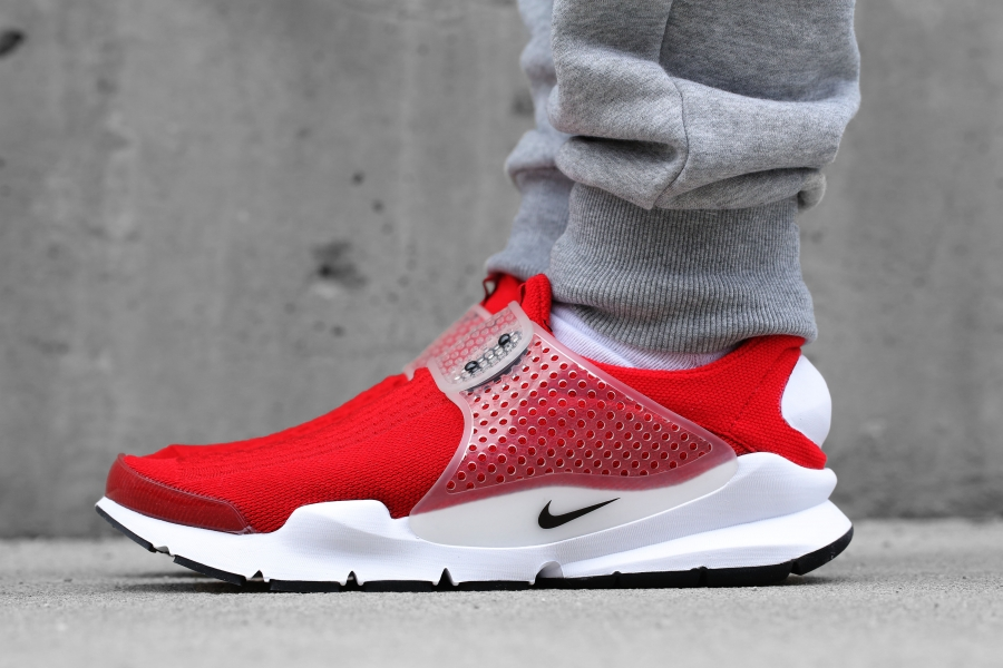 best website 19470 fba01 Nike Sock Dart Gym Red - Kicks Links