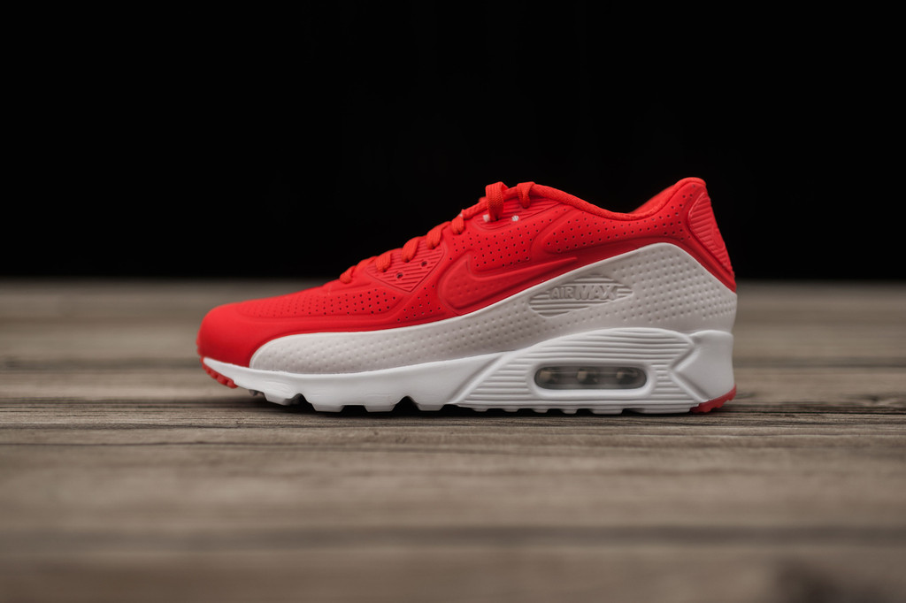 3739513331ed30 Nike Air Max 90 Ultra Moire Light Crimson - Kicks Links