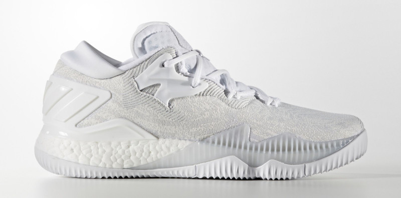 the latest cd5cd 16922 Hardens All White Adidas Crazylight Boost 2016 PE