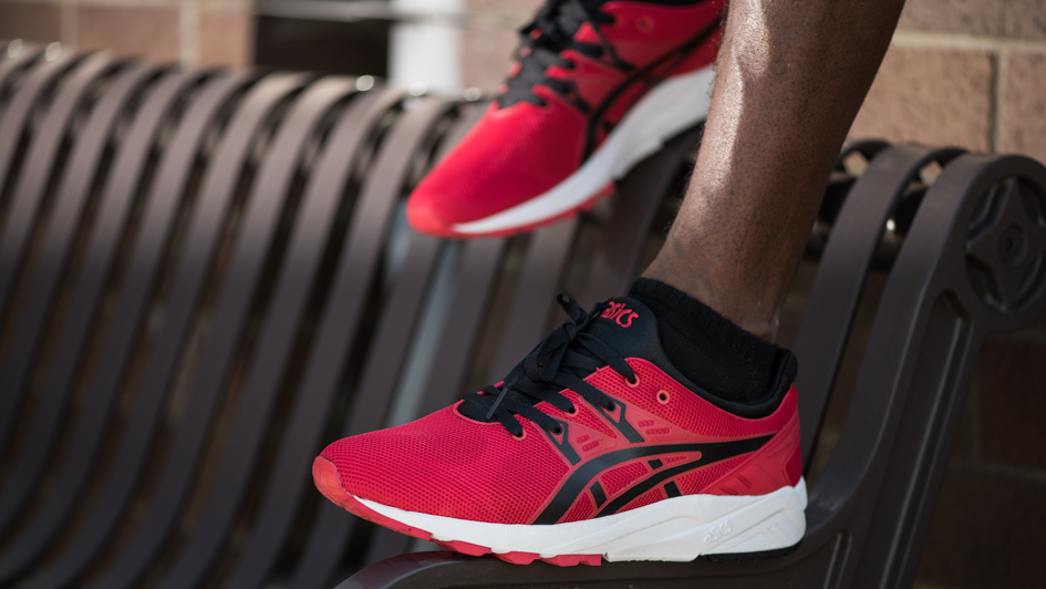 Asics Gel Kayano Trainer EVO Red/Black