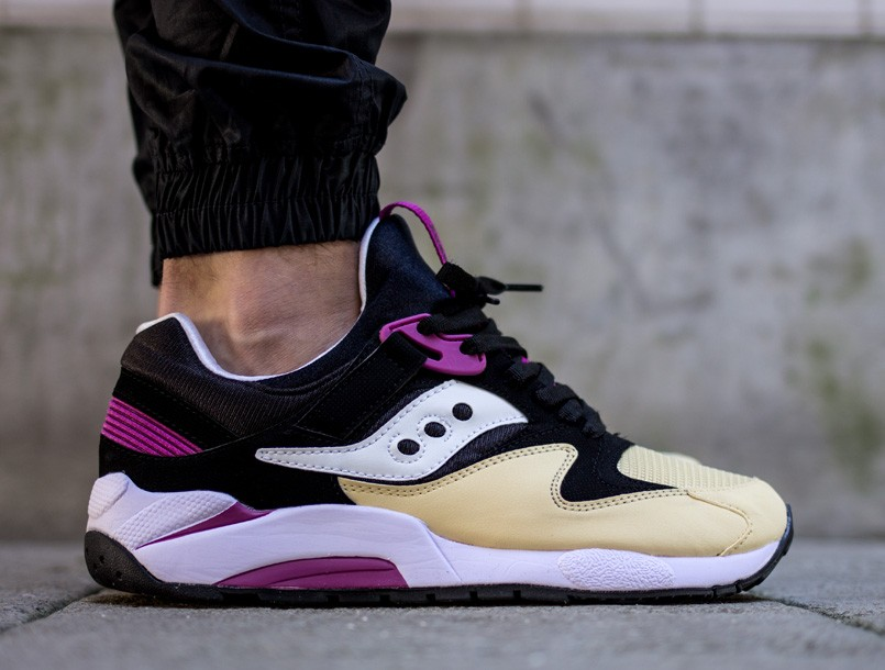 Saucony Grid 9000 Peanut Butter & Jelly