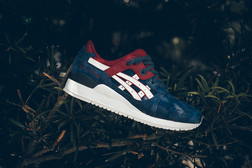 Asics Gel Lyte III India Ink/Slight White