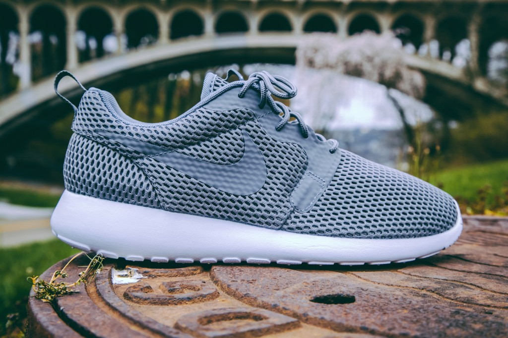 watch a4bf3 fb52f Nike Roshe One Hyperfuse BR Cool Grey