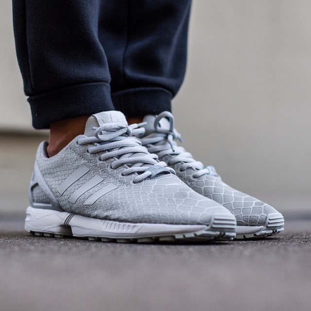 Adidas ZX Flux Techfit Grey Scale
