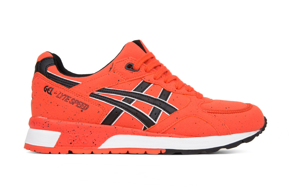 Asics Gel Lyte Speed Hot Coral