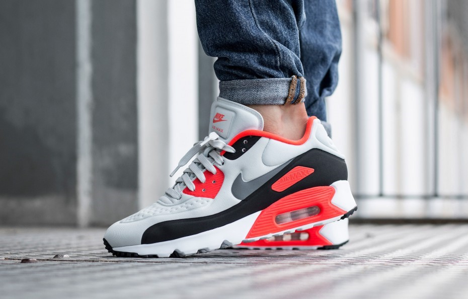 best sneakers c89b7 6ff5a Nike Air Max 90 Ultra SE Infrared