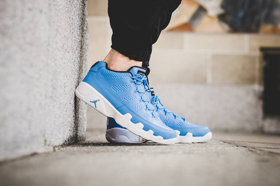 b14dd14719a Air Jordan 9 Low UNC - Kicks Links
