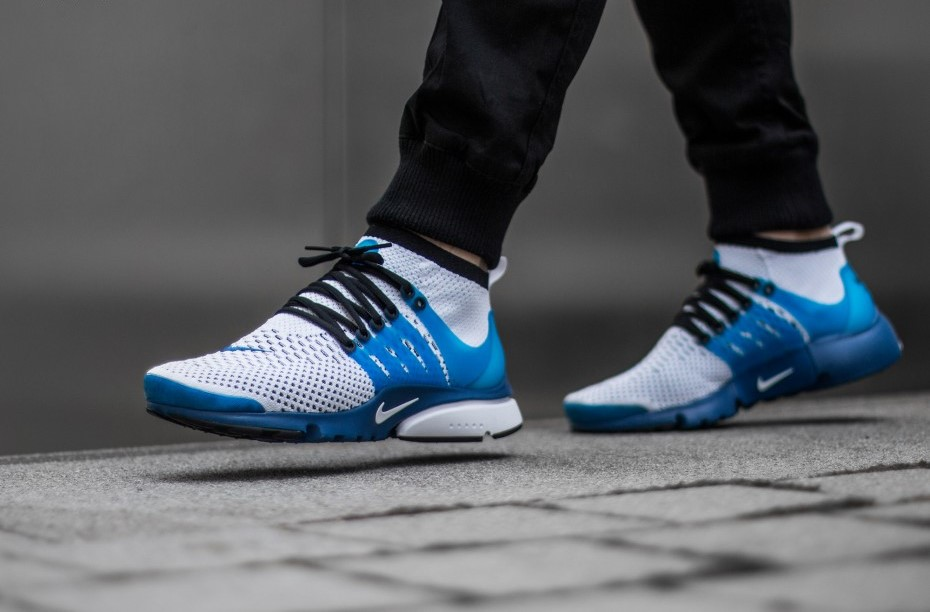 new style 73e37 531e8 Nike Air Presto Ultra Flyknit Atlantic Blue