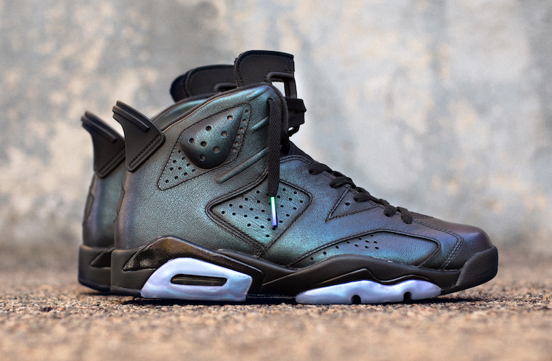 buy online be2b5 599b0 Air Jordan 6 All Star Chameleon - Kicks Links