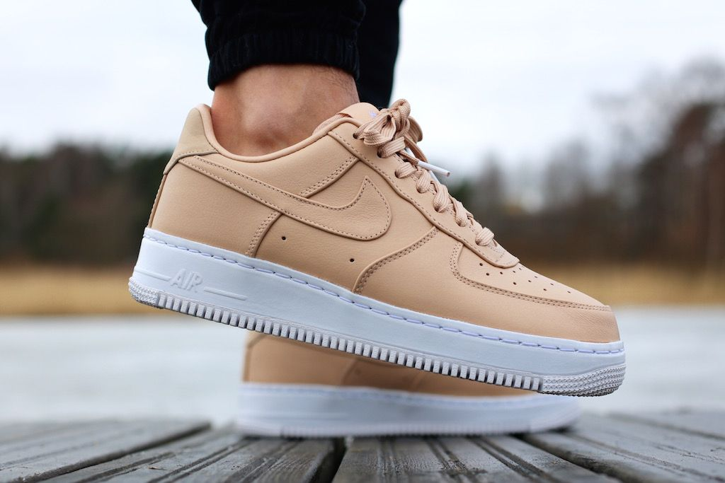 ee9a7ce6230c3 Nike Air Force 1 Low Vachetta Tan Restock now available via SNS! Don t miss  out on this great colorway. Link available below.