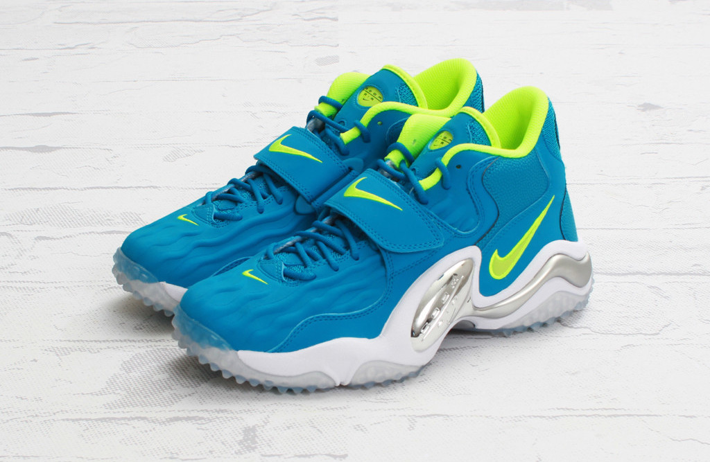 Nike Air Zoom Turf Jet 97 Neo Turquoise/Volt