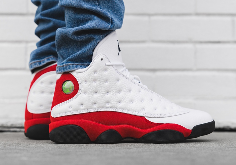 544e27a6145 Air Jordan 13 OG Cherry Restock via UBIQ - Kicks Links