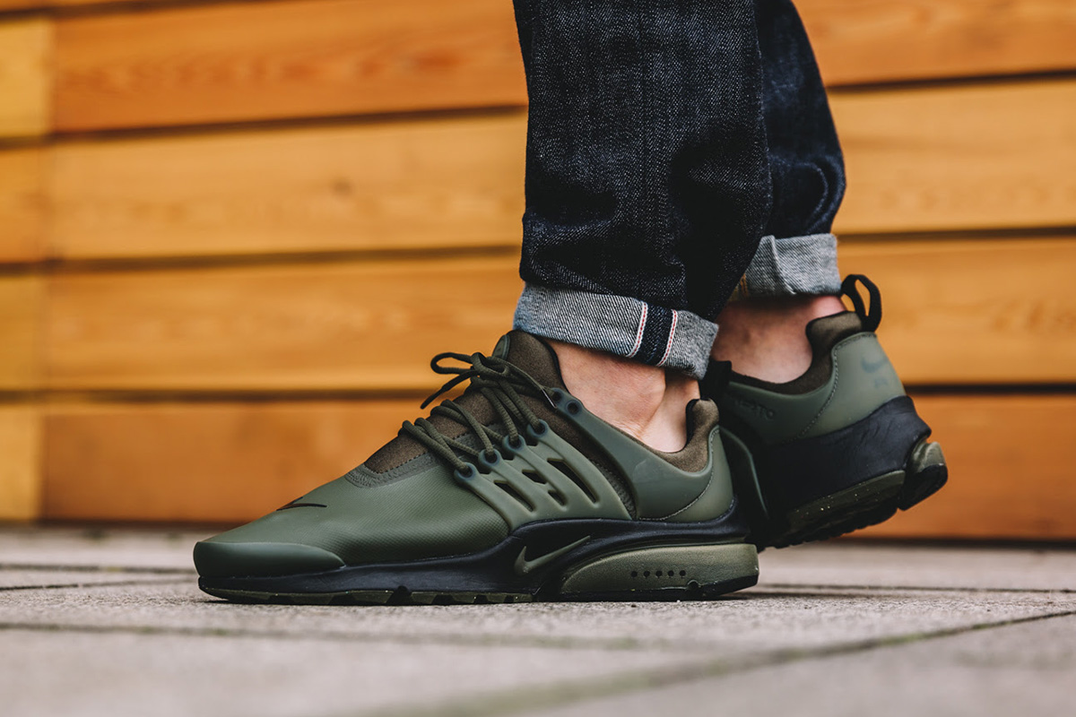 Nike Air Presto Low Utility Cargo Khaki - Kicks Links 134c54eee