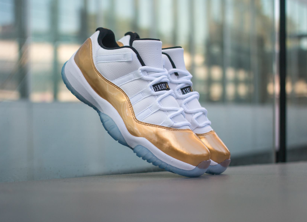 "huge discount 2924c efebd Air Jordan 11 Low ""Closing Ceremony"" Restock via Finish Line"