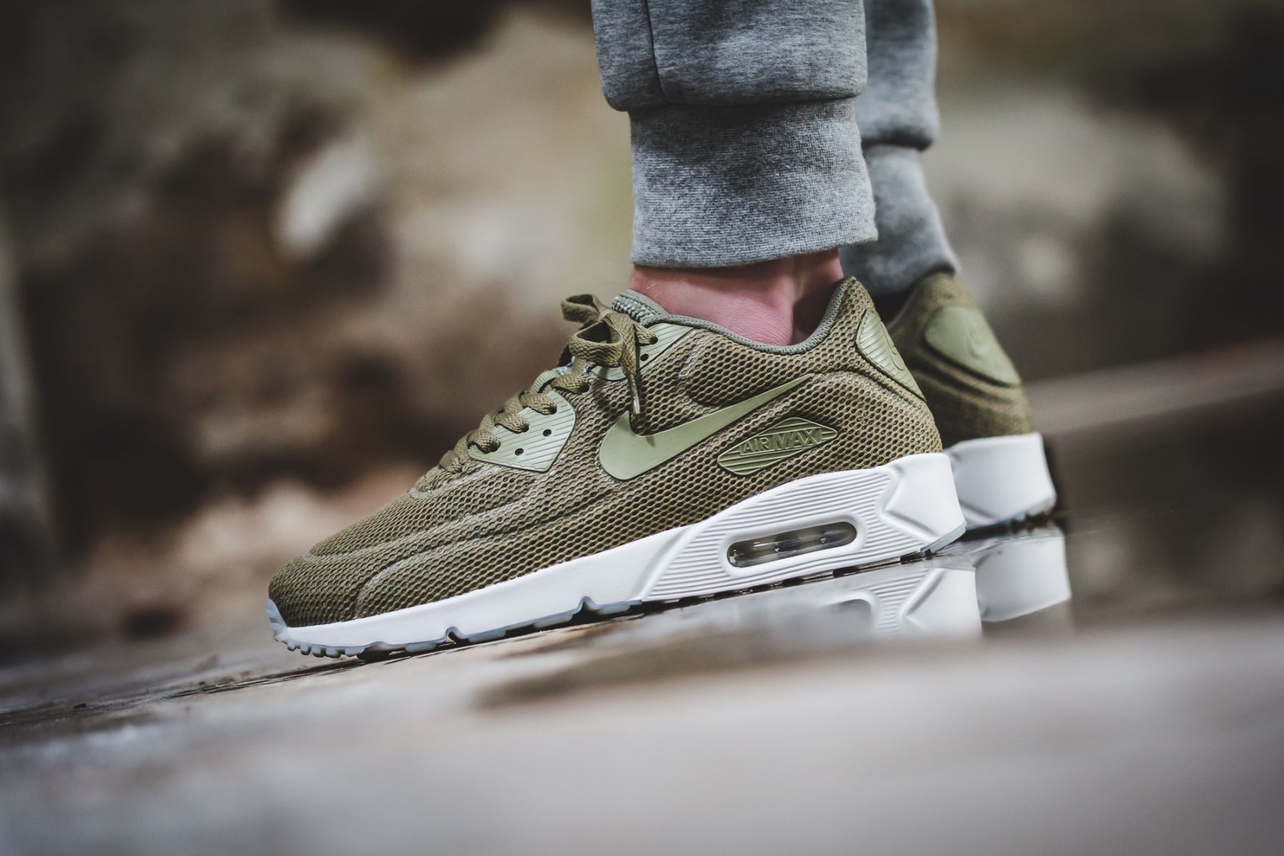 nike air max 90 ultra olive