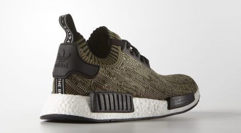 the best attitude 66a29 a05b8 Adidas NMD R1 Primeknit Olive Camo Release Links