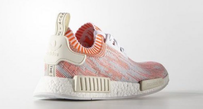 1ef700afd Adidas NMD R1 Primeknit Solar Red Camo Release Links