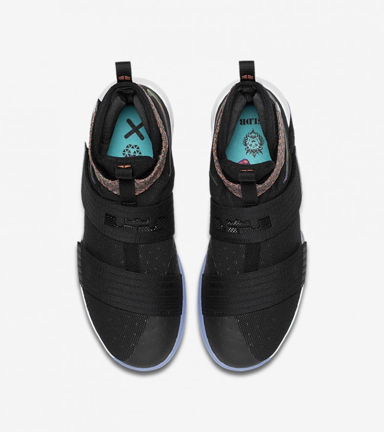 ade4a6b0afc6d Nike Zoom LeBron Soldier 10 Unlimited Release Links - Kicks Links