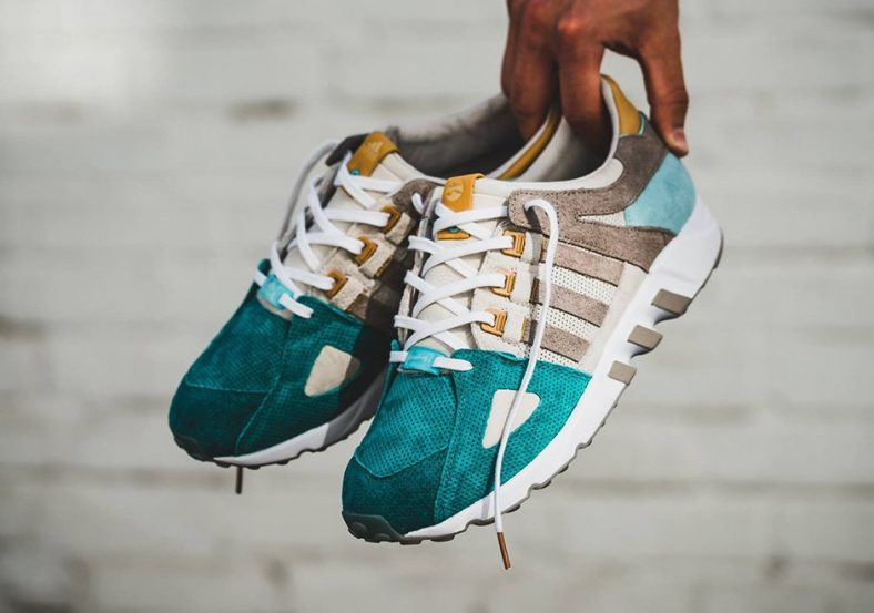 best service c6a17 42146 Sneakers76 x Adidas Consortium EQT Guidance 93
