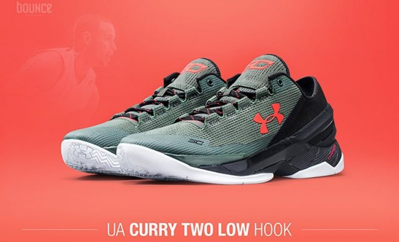 b9e0b64ed57 Under Armour Curry 2 Low Hook Release Links