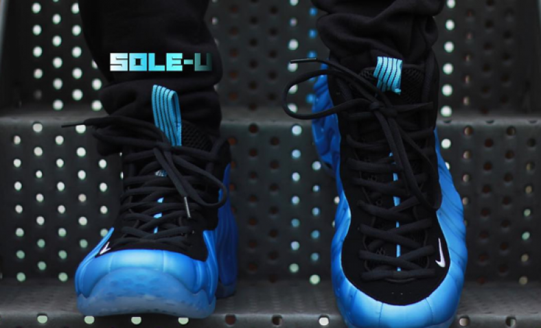 7bcd0d5715b We have another upcoming foamposite release in the Nike Air Foamposite One  University Blue. This colorway definitely fits the sneaker very well  compared to ...