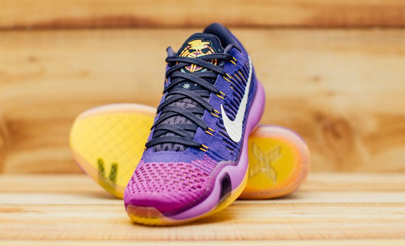 uk availability fbf1f c060e Detailed Look at the Kobe 10 Elite Low Opening Night