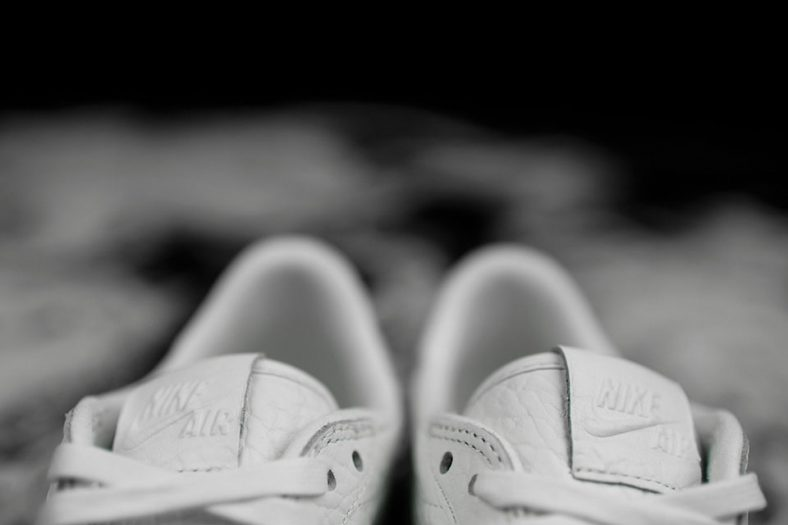 85efcc212563 The surprisingly well executed Swooshless Air Jordan 1 Low gets a popular  makeover. This time